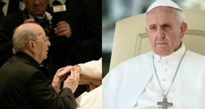 marcial maciel papa francisco paderastia