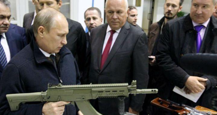 putin vladimir rusia