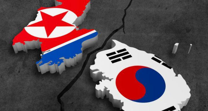 corea norte sur