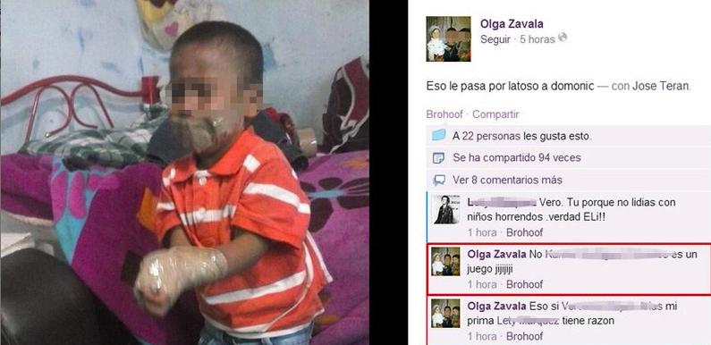 Mancera Investigará Foto De Niño Amarrado En Facebook Stnoticias