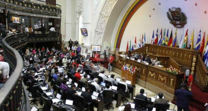 parlamento legislacion venezuela