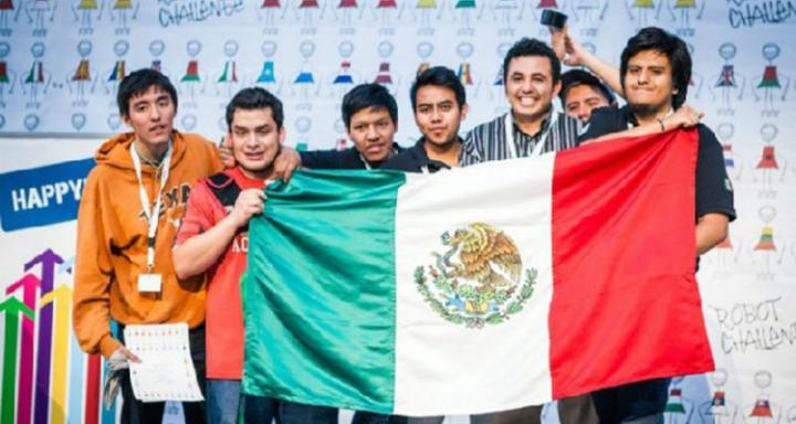 jovenes mexicanos robotica austria viena