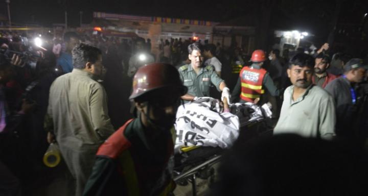 ataque pakistan explosion