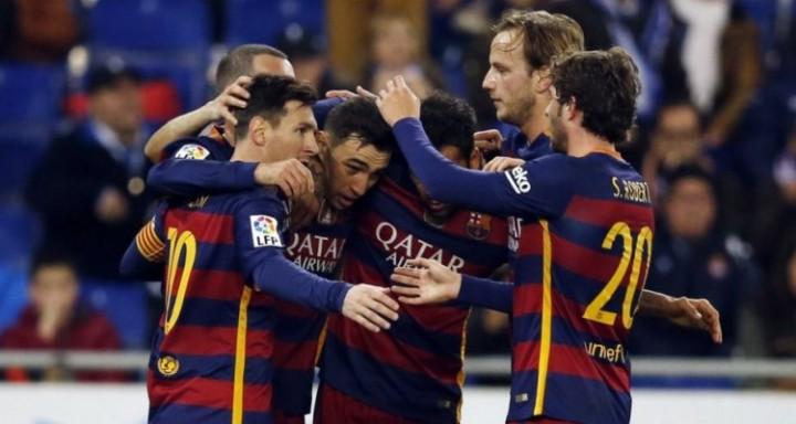 barcelona abrazo
