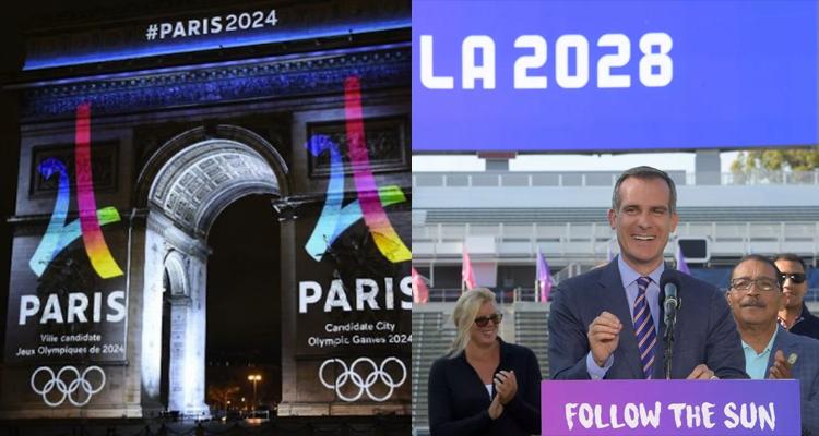 Los Juegos Olimpicos Seran En Paris 2024 Y Los Angeles 2028 Stnoticias