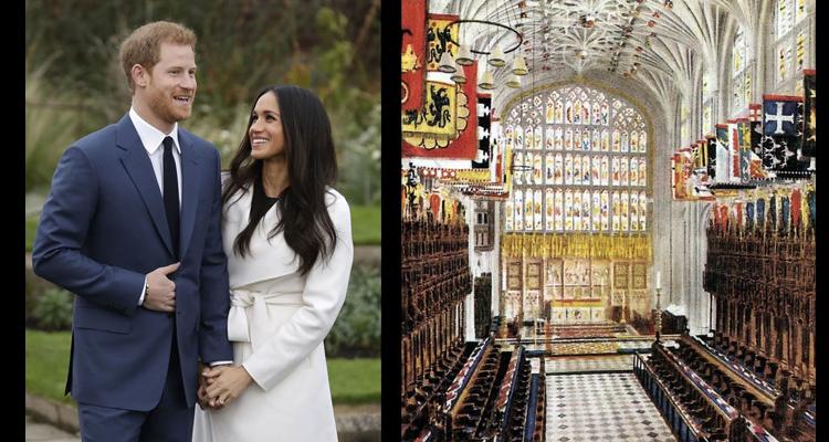 Boda real del príncipe Enrique será el 19 de mayo de 2018 en el castillo de  Windsor d388bf000a9a5